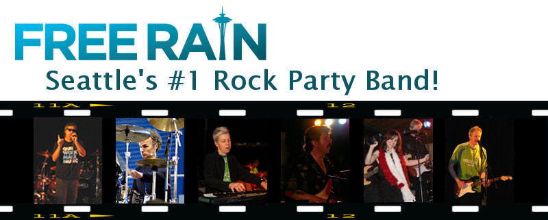 Free Rain - Seattle's #1 Party Band!